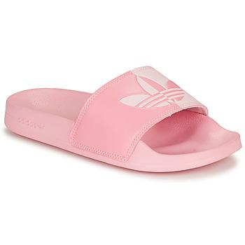 Shoes Women Sliders adidas Originals ADILETTE LITE W Pink