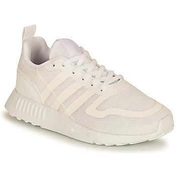 Shoes Children Low top trainers adidas Originals MULTIX C White