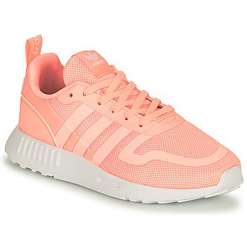 Shoes Girl Low top trainers adidas Originals MULTIX C Pink