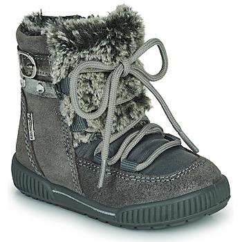 Shoes Girl Snow boots Primigi RIDE 19 GTX Grey