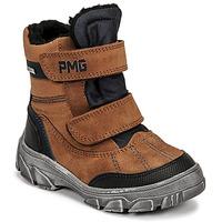 Shoes Boy Snow boots Primigi HIKER GTX Brown