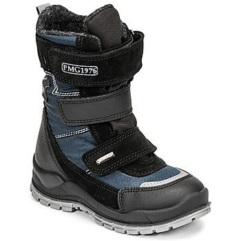 Shoes Boy Snow boots Primigi HANS GTX Black / Blue
