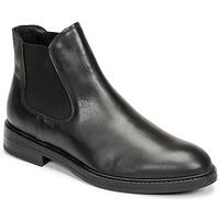 Shoes Men Mid boots Selected CHELSEA Black