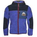 Napapijri  YUPIK  mens Fleece jacket in Blue