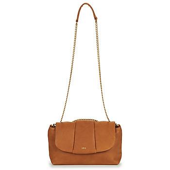 Bags Women Small shoulder bags Nat et Nin POLLY Brown