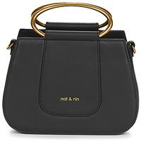 Bags Women Shoulder bags Nat et Nin NANCY Black