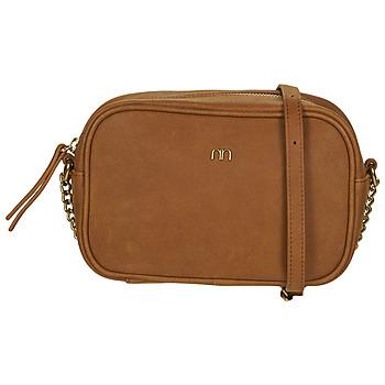 Bags Women Shoulder bags Nat et Nin GERI Brown