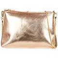 Petite Mendigote  HYPERION  womens Shoulder Bag in Pink