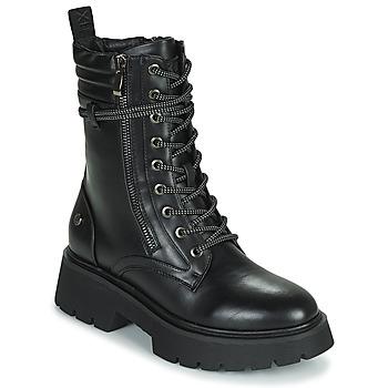 Shoes Women Mid boots Xti 43066 Black
