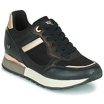 Shoes Women Low top trainers Xti 43314 Black