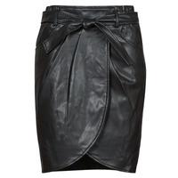 Clothing Women Skirts See U Soon 21231096 Black