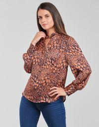 Clothing Women Tops / Blouses See U Soon 21211062 Brick