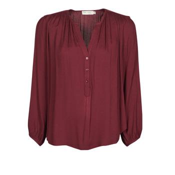 Clothing Women Tops / Blouses See U Soon 21211057 Bordeaux