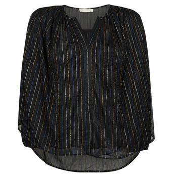 Clothing Women Tops / Blouses See U Soon 21212036 Black