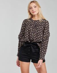 Clothing Women Tops / Blouses See U Soon 21212052 Marine
