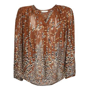 Clothing Women Tops / Blouses See U Soon 21212103 Multicolour