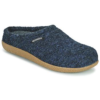 Shoes Men Slippers Giesswein VEITSH Blue