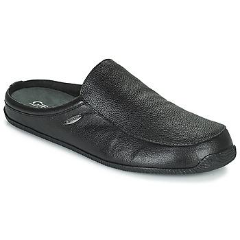 Shoes Men Slippers Giesswein MANTA Black