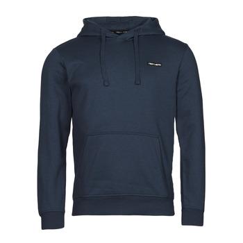 Clothing Men Sweaters Teddy Smith S NARK HOODY Marine