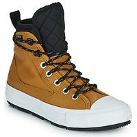 Shoes Men Hi top trainers Converse CHUCK TAYLOR ALL STAR ALL TERRAIN COLD FUSION HI Camel