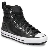 Shoes Hi top trainers Converse CHUCK TAYLOR ALL STAR BERKSHIRE BOOT COLD FUSION HI Black