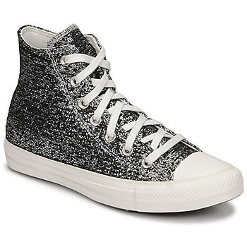 Shoes Women Hi top trainers Converse CHUCK TAYLOR ALL STAR GOLDEN REPAIR HI Black