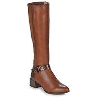 Shoes Women High boots Hispanitas ALPES Brown