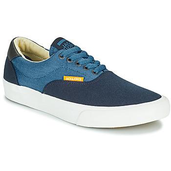 Shoes Boy Low top trainers Jack & Jones JR MORK CANVAS BLOCK Blue