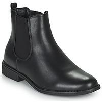 Shoes Women Mid boots Moony Mood PIRYL Black