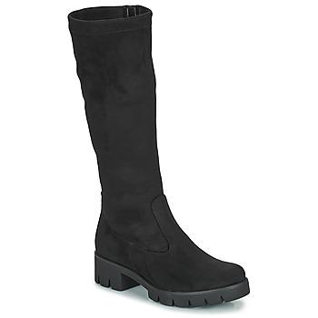 Shoes Women High boots Gabor 7171947 Black