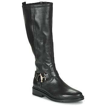 Shoes Women High boots Gabor 7274767 Black