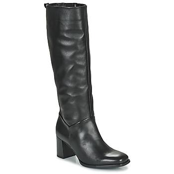 Shoes Women High boots Gabor 7562927 Black