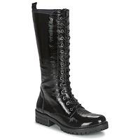 Shoes Women High boots Dorking WALKING Black