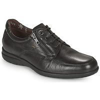 Shoes Men Low top trainers Fluchos LUCA Black