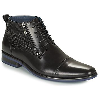 Shoes Men Mid boots Kdopa JACKSON Black