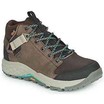 Shoes Women Walking shoes Teva GRANDVIEW GTX Brown
