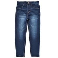 Clothing Girl Leggings Levi's PULL-ON JEGGINGS Blue / Dark