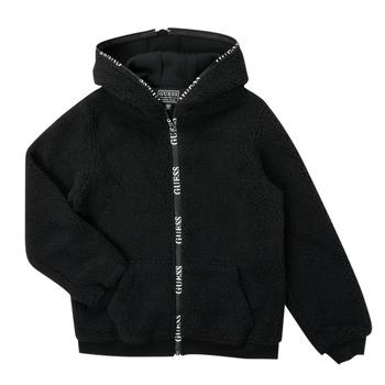 Clothing Boy Jackets Guess THERRA Black
