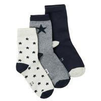 Shoe accessories Boy Socks Petit Bateau PILONI Grey / Et / Blue