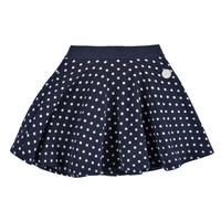 Clothing Girl Skirts Petit Bateau JOPILA Blue / White