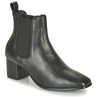 Shoes Women High boots Levi's DELILAH CHELSEA Black