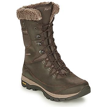 Shoes Women Snow boots Meindl NOVARA LADY GTX Brown