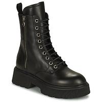 Shoes Women Ankle boots Mimmu VITELLO Black