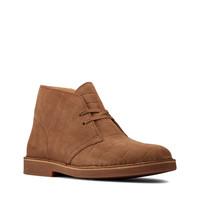 Shoes Men Mid boots Clarks  Camel