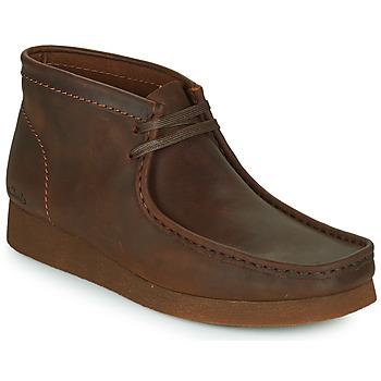 Shoes Men Mid boots Clarks  Brown