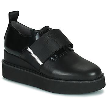 Shoes Women Derby Shoes United nude JUKO RUN Black