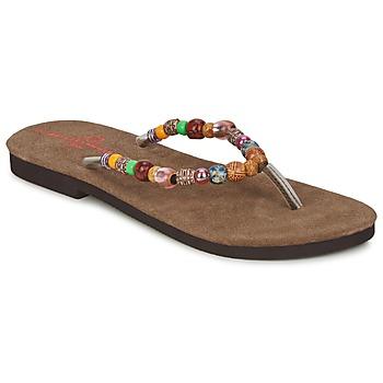 Shoes Women Flip flops Banana Moon PERLA Multicolour