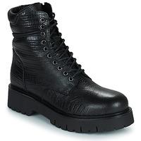 Shoes Women Mid boots Sweet Lemon DANN Black