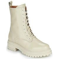 Shoes Women Mid boots Sweet Lemon NIZI Beige