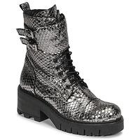 Shoes Women Mid boots Sweet Lemon PARDIS Silver